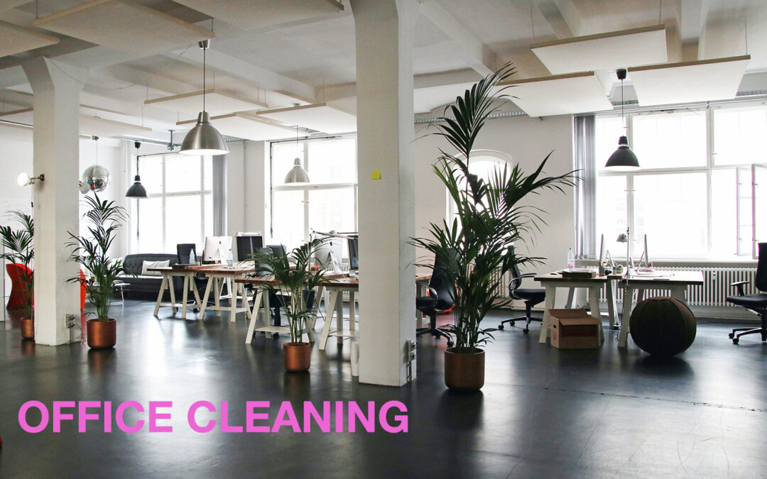 The Advantages of Professional Office Cleaning